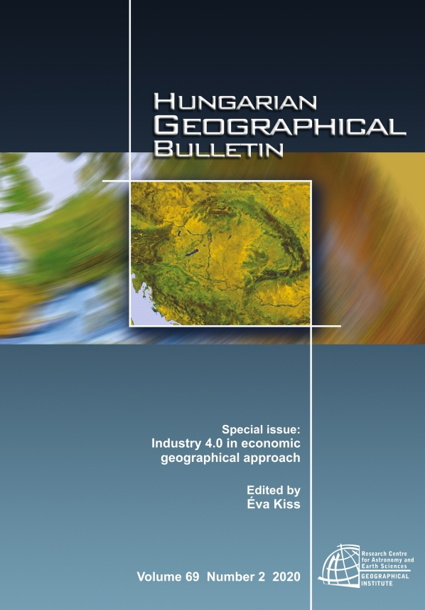 Hungarian Geographical Bulletin 2020/2